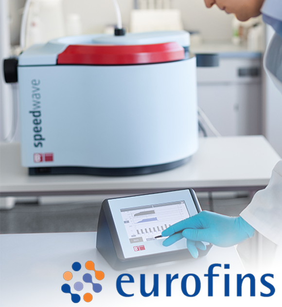 Berghof Microwave Digestion Technology at Eurofins